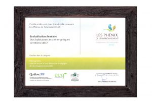 Prix Phénix de l'environnement du Québec