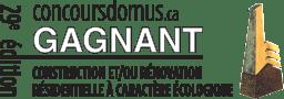Concours Domus - Gagnant  construction et/ou rénavation résidentielle à caractère écologique