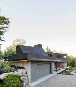 Projet L'héronnière - Ecohabitations Boréales - Construction de maison écologique LEED au Québec
