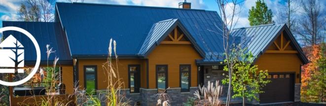 Une première maison certifiée LEED Platine