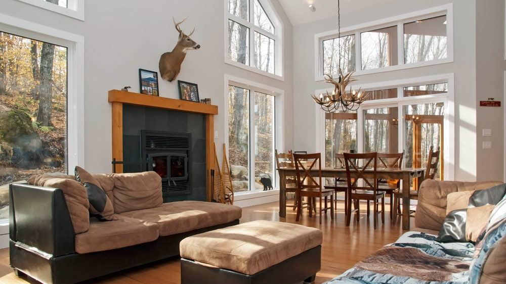 Maison écologique - Val-David