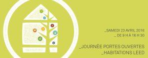La résidence Écohabitations boréales - la fin de semaine québécoise portes ouvertes LEED