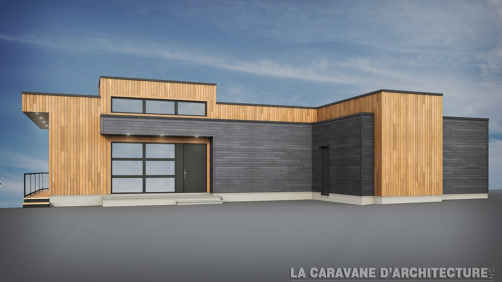 Lanthier maison LEED