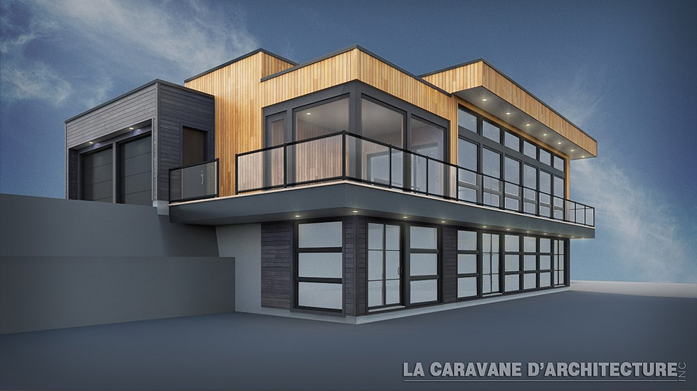 Lanthier maison écologique