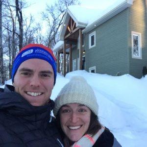 Simon et Joannie - Maison neuve dans les Laurentides
