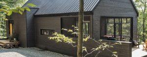 Les revêtements extérieur pour maison - Ecohabitations Boréales