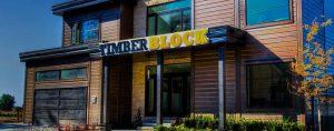 Maison Timber block