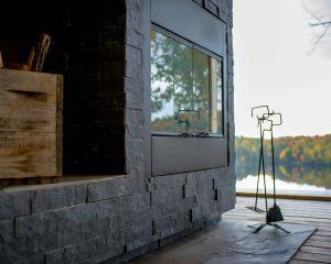 Veranda et abris moustiquaires -Écohabitations Boréales